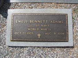 Ewell Bennett Adams