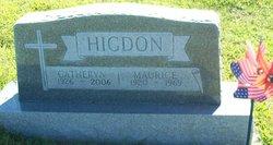 Catheryn Harriet <i>Brown</i> Higdon