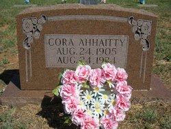 Cora Ahhaitty