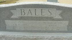 Mable <i>Casbeer</i> Bales