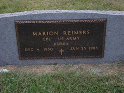 Marion Leland Reimers