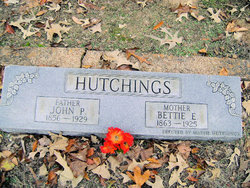 Bettie E. <i>Whitecotton</i> Hutchings