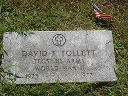 David Franklin Tollett