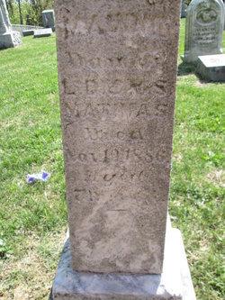 Maudie Mathias