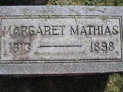 Margaret Mathias
