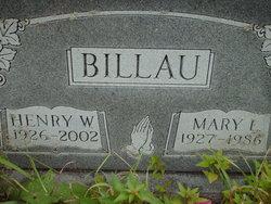 Mary L Billau