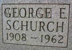 George Elmer Schurch