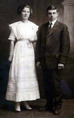 Gladys Louise <i>Scott</i> Allain