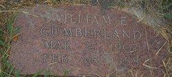 William E Cumberland