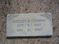 Chesley Bert Cushing