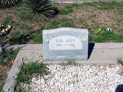 Earl Allen