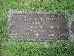 Floyd E Hoover