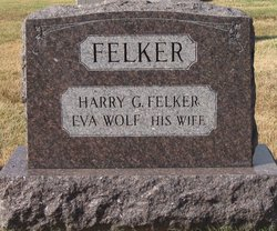 Eva <i>Wolf</i> Felker