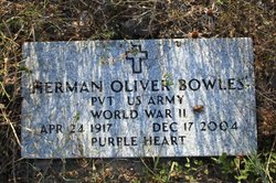 Herman Oliver Bowles