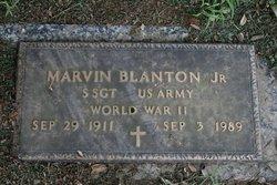 Marvin J Blanton, Jr