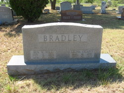 Ben W. Will Bradley