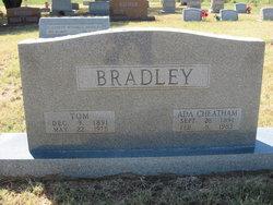 Ada <i>Cheatham</i> Bradley