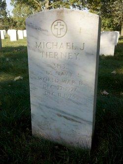 Michael J Tierney