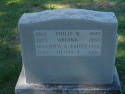 Rita A <i>Fahey</i> Arsenault