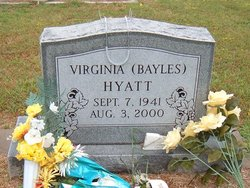 Virginia Nora <i>Bayles</i> Hyatt