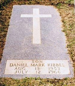 Daniel Mark Kibbel