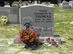 Kimmoth W. Wormy Thomas