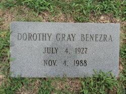 Dorothy <i>Gray</i> Benezra