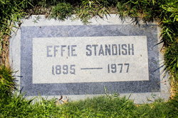 Effie Standish