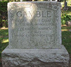 William Robert Gamble