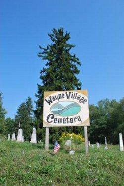 Wayne Village Cemetery