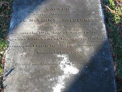 Col McKinney Holderness