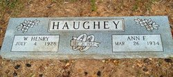 Ann F Haughey