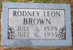 Rodney Leon Brown
