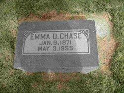 Emma Dale <i>Draper</i> Chase
