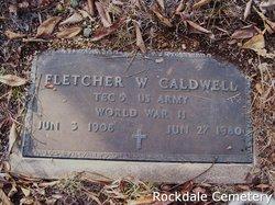 Fletcher William Caldwell