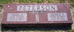 George Edwin Peterson