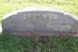 Virginia <i>Eaves</i> Beaty