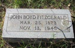 John Boyd Fitzgerald