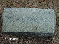 John Bryan Ackerman