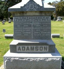 Walter David Adamson