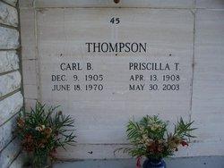 Carl Bassett Thompson