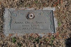 Anna A. <i>Dilse</i> Barker