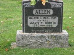 Gladys <i>McInnes</i> Allen
