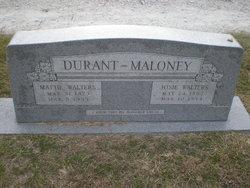 Mattie Walters