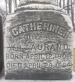 Catherine <i>Hendricks</i> Aurand