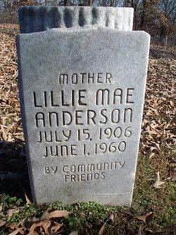 Lillie Mae Anderson
