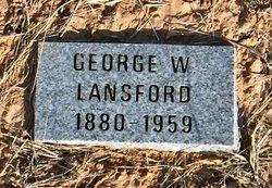 George W. Lansford