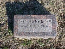 Chad Jeremy Barnes
