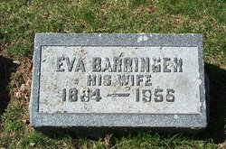 Eva <i>Barringer</i> Brandow