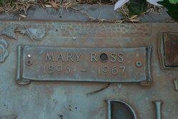 Mary <i>Ross</i> Dixon